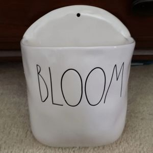 Rae Dunn wall BLOOM planter